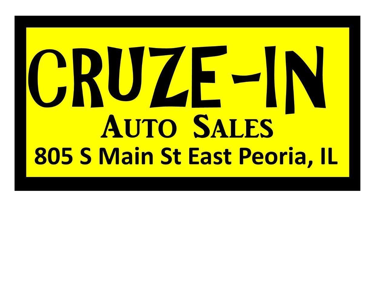 Cruze-In Auto Sales