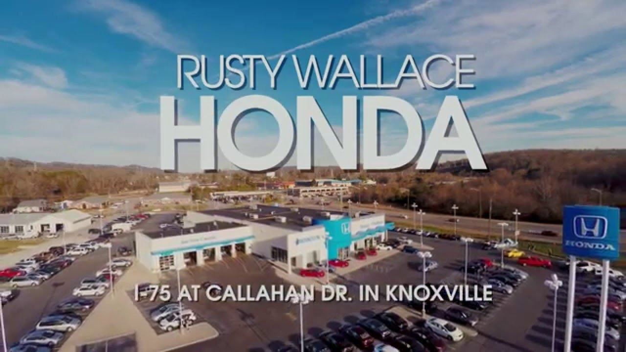 RUSTY WALLACE HONDA