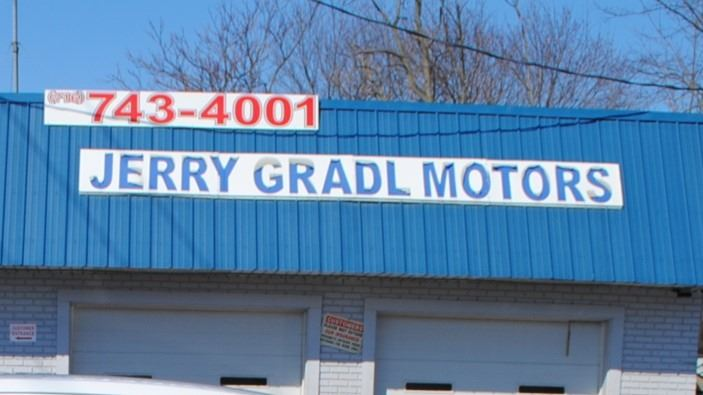 JERRY GRADL MOTORS INC