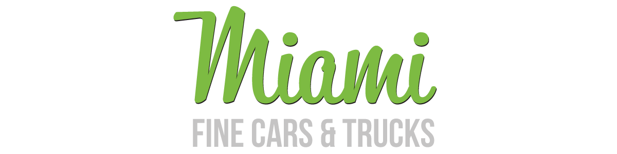 MIAMI FINE CARS & TRUCKS