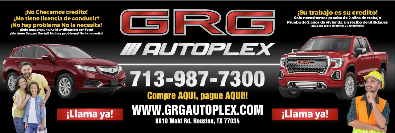 GRG Auto Plex