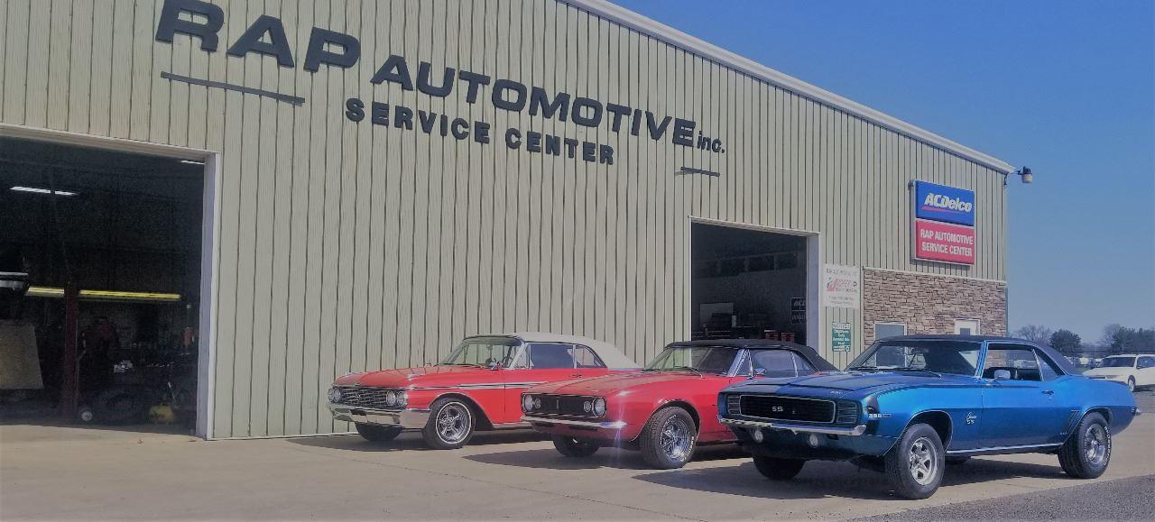 RAP Automotive