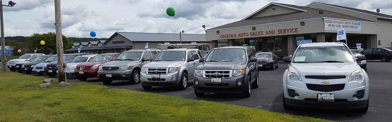 Osceola Auto Sales and Service