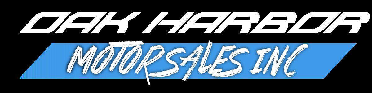 OAK HARBOR MOTOR SALES, INC