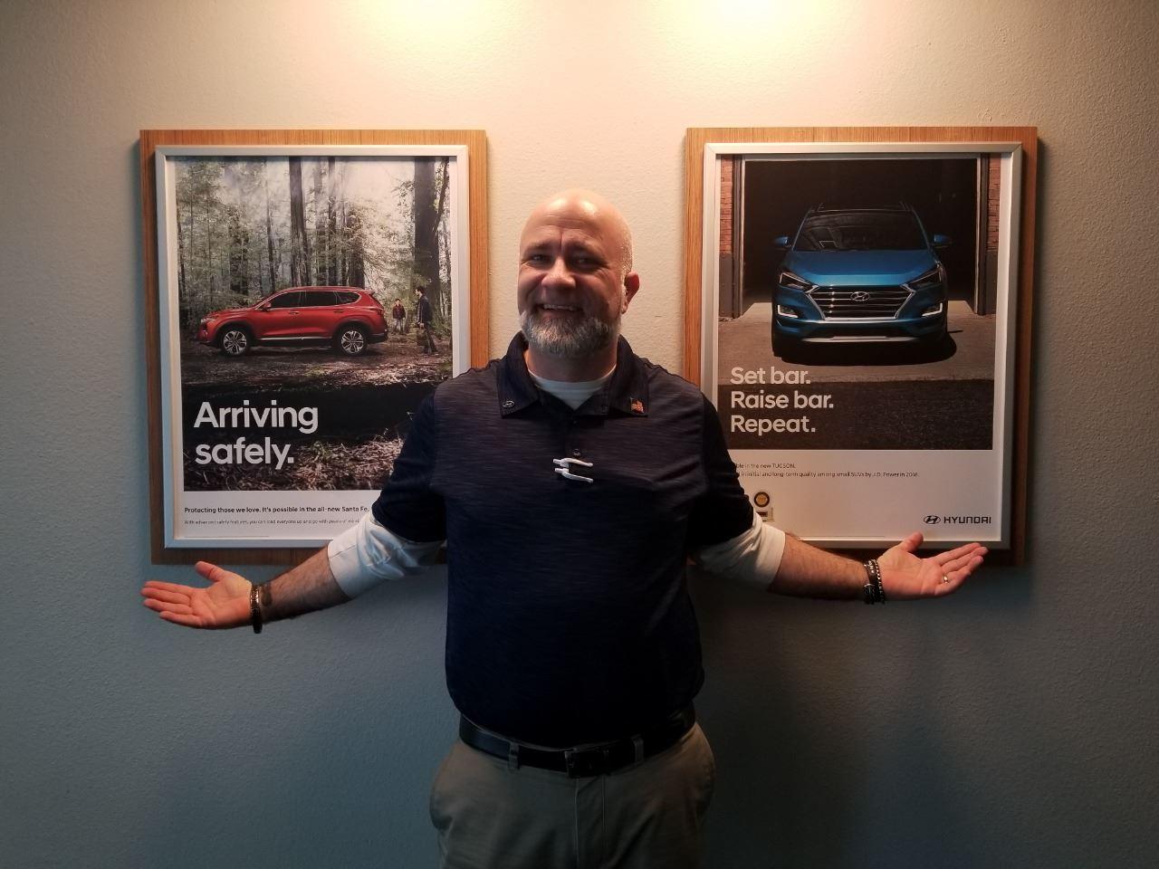 Jeremy Sells Hyundai