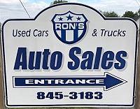 Ron's Auto Sales