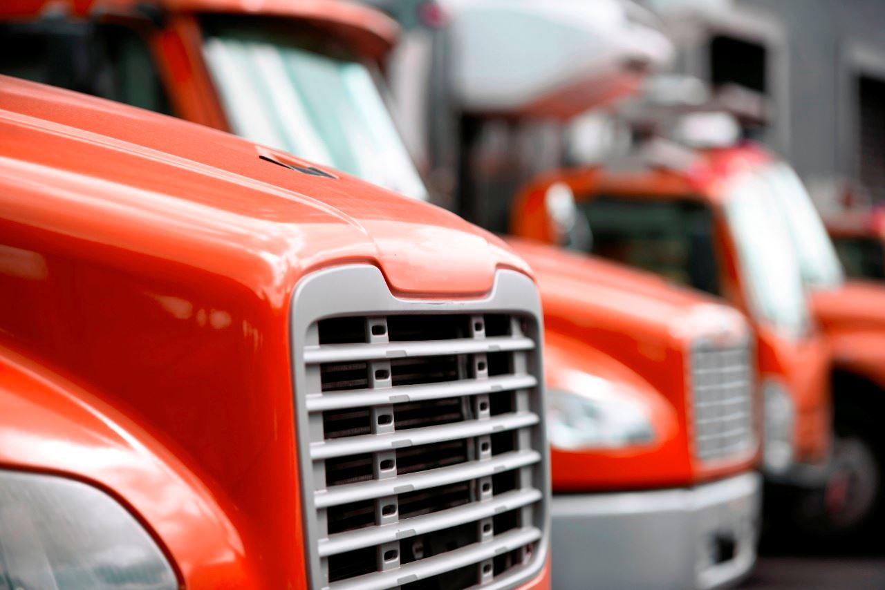 Orange Truck Sales