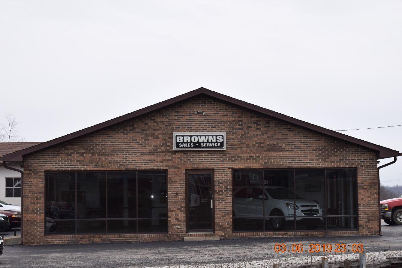 Browns Sales & Service