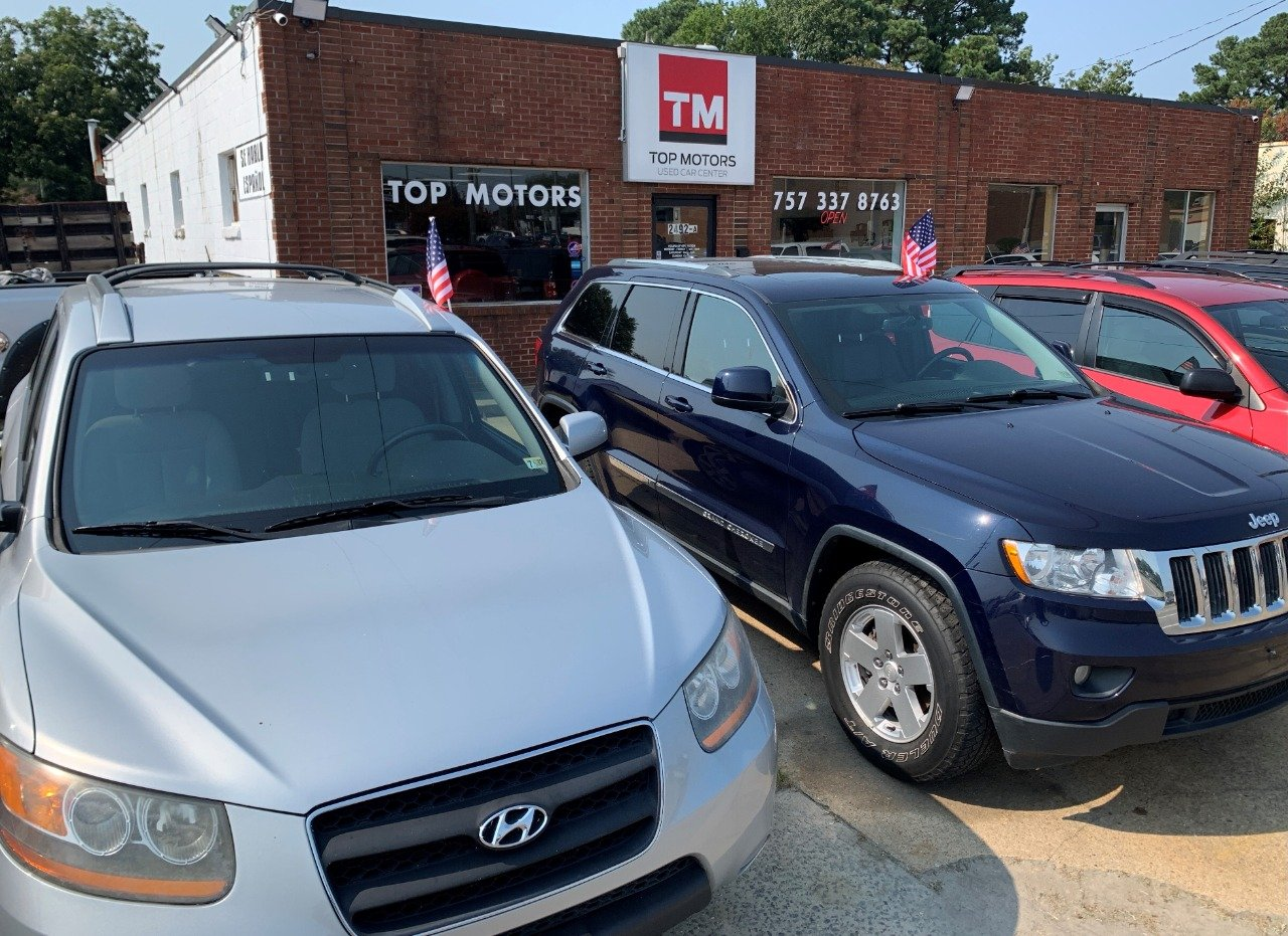 Top Motors LLC