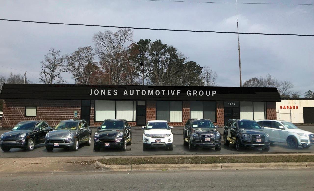 Jones Automotive Group