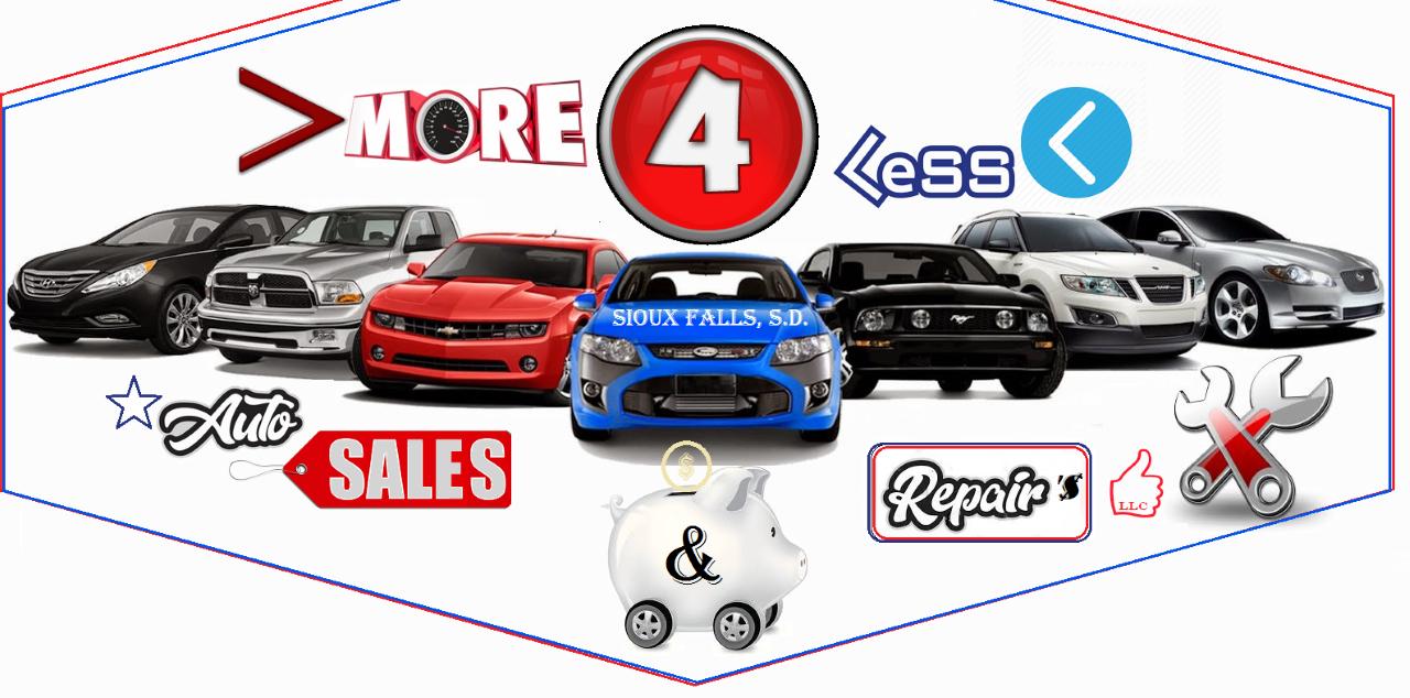 More 4 Less Auto