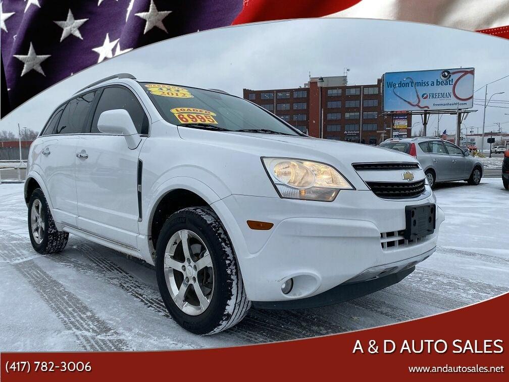 A & D Auto Sales