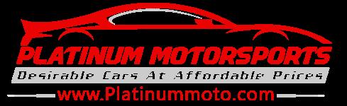 PLATINUM MOTORSPORTS INC.