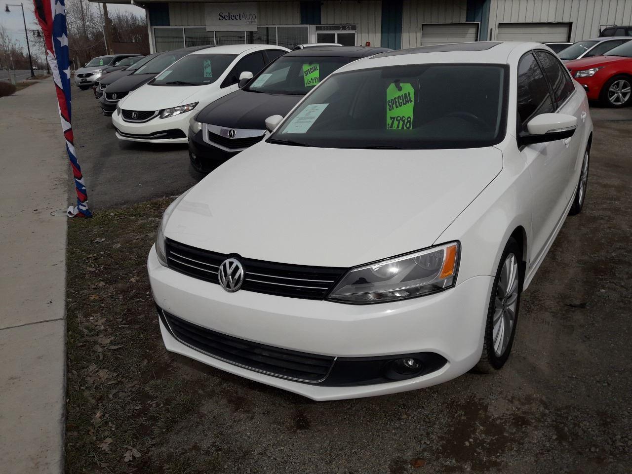 Select Auto Imports