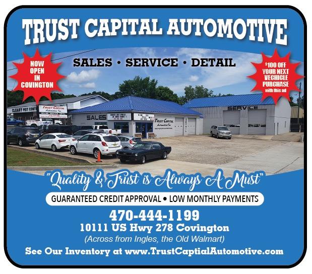 Trust Capital Automotive Inc.
