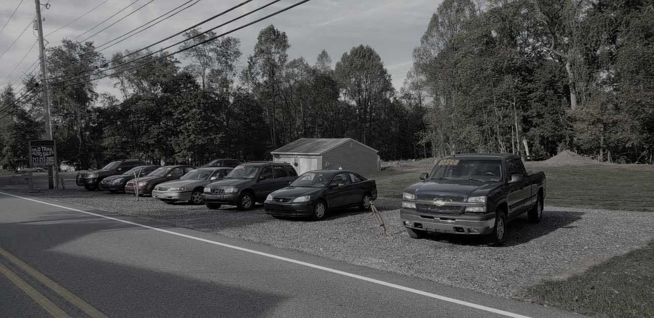 Old Trail Auto Sales