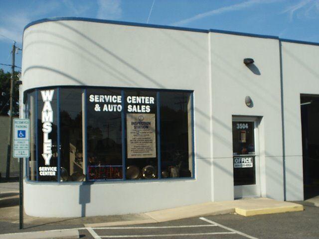 Wamsley's Auto Sales