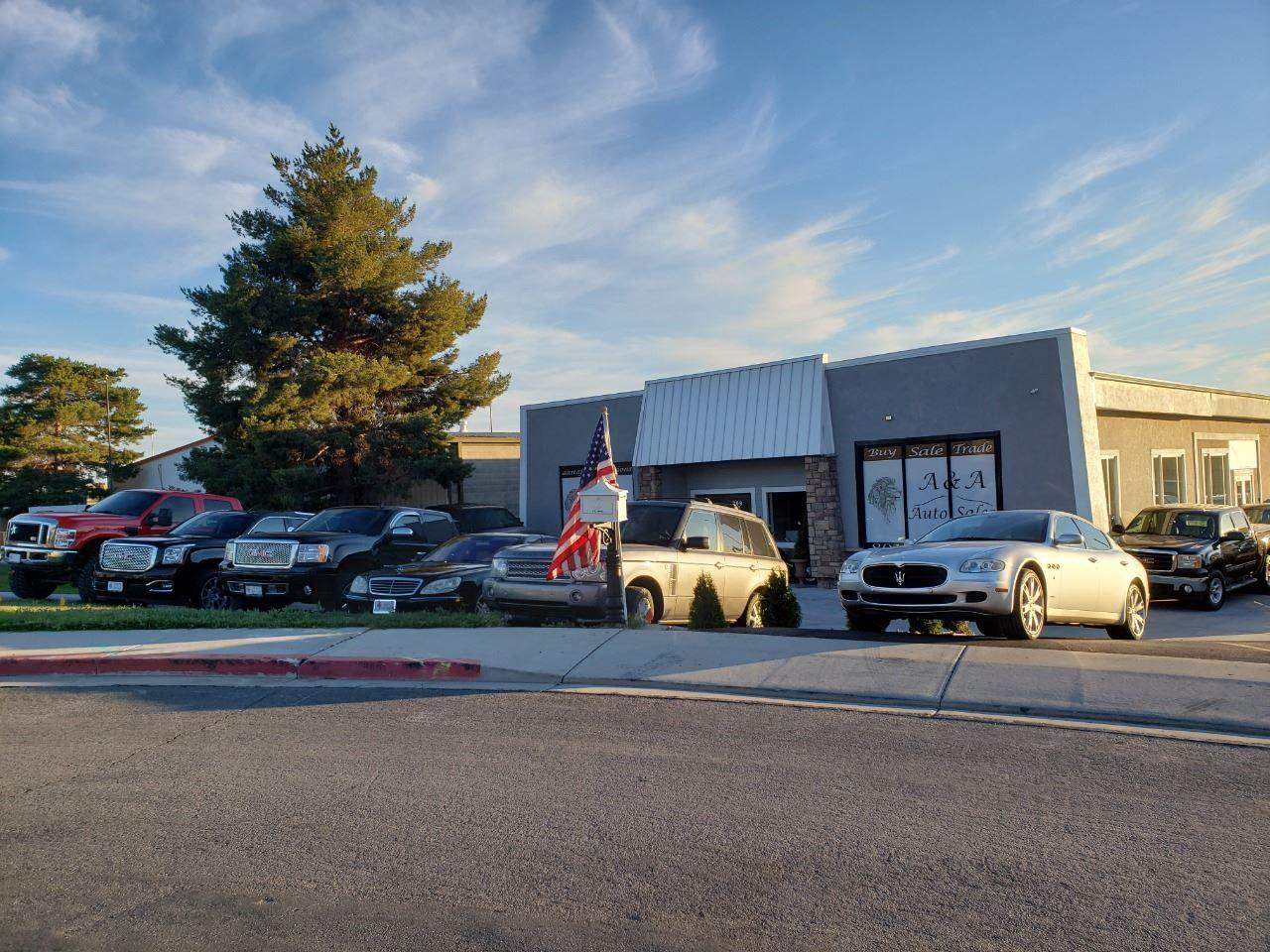 A&A Auto Sales
