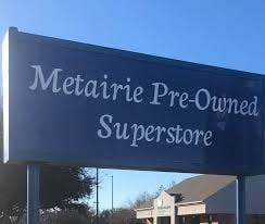 Metairie Preowned Superstore
