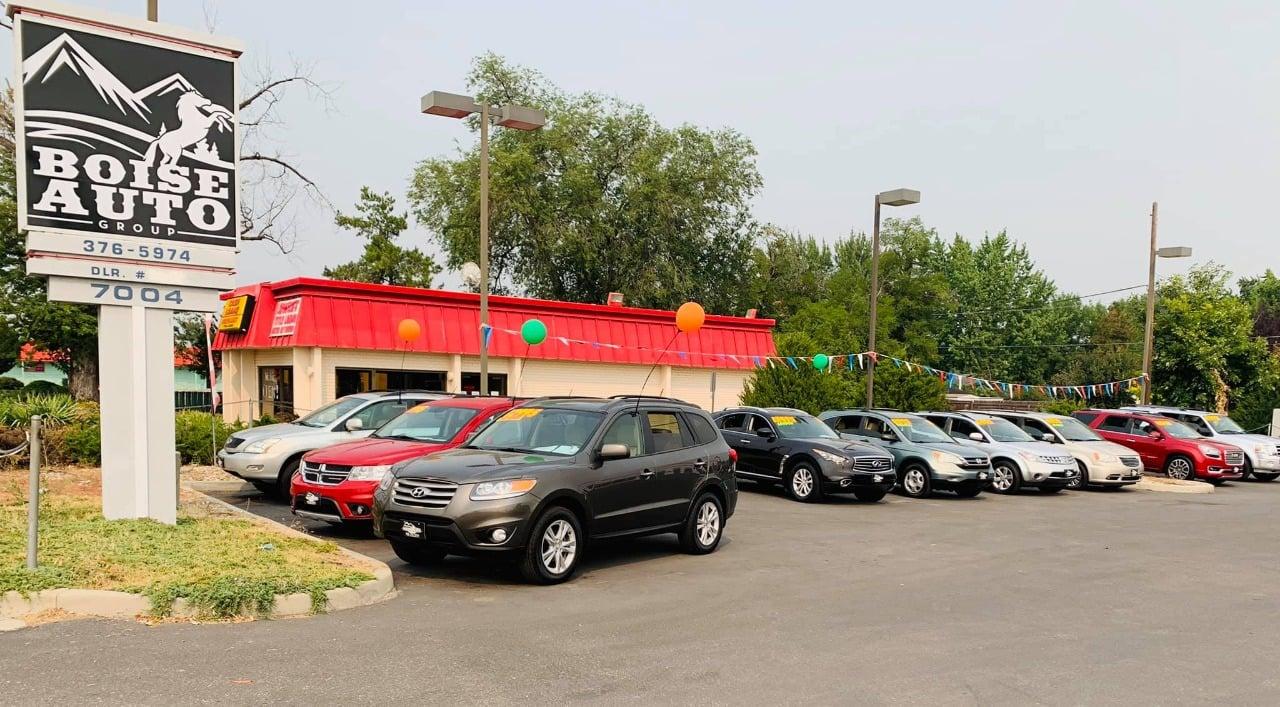 Boise Auto Group