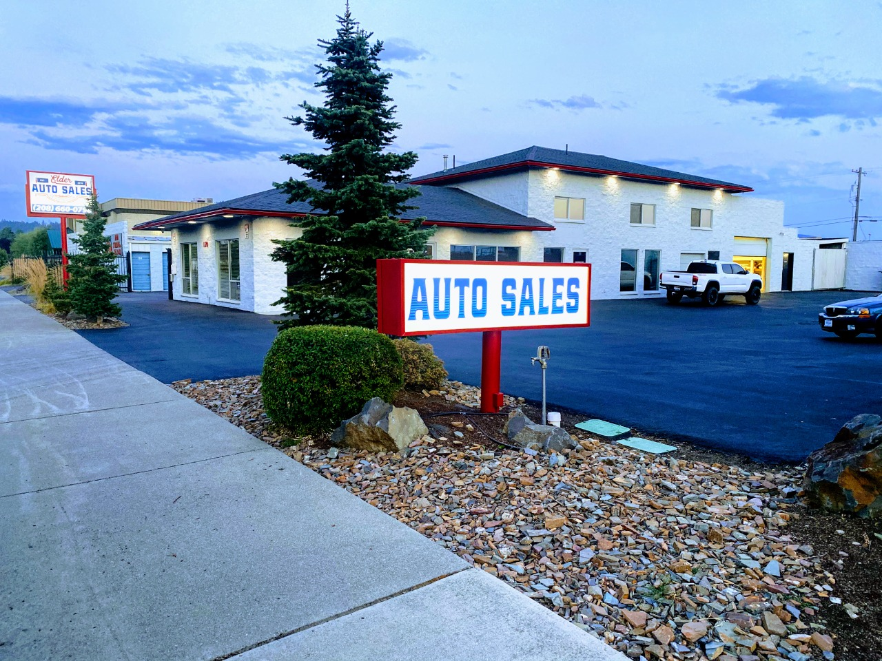 ELDER AUTO SALES LLC