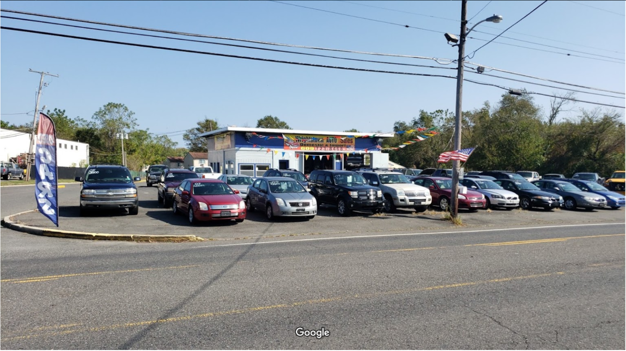 Wrightstown Auto Sales LLC
