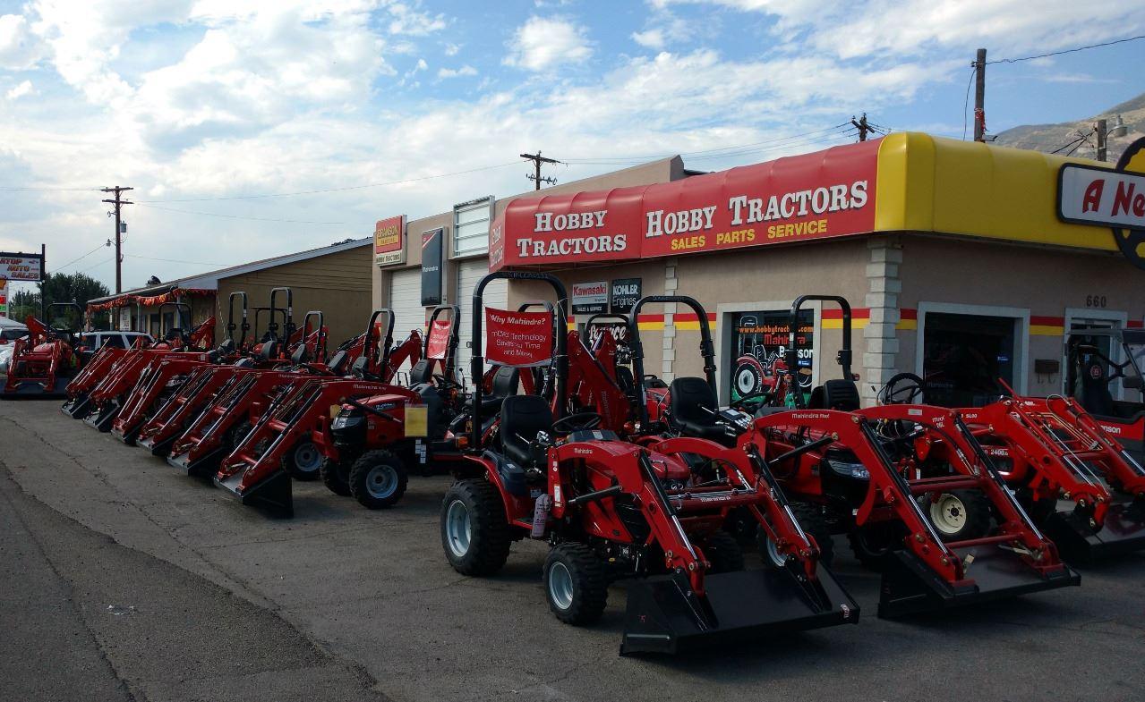 Hobby Tractors