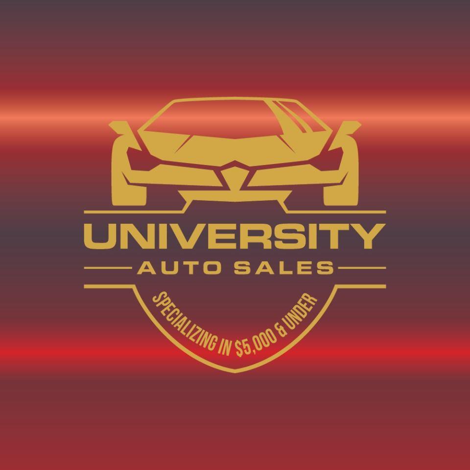 University Auto Sales