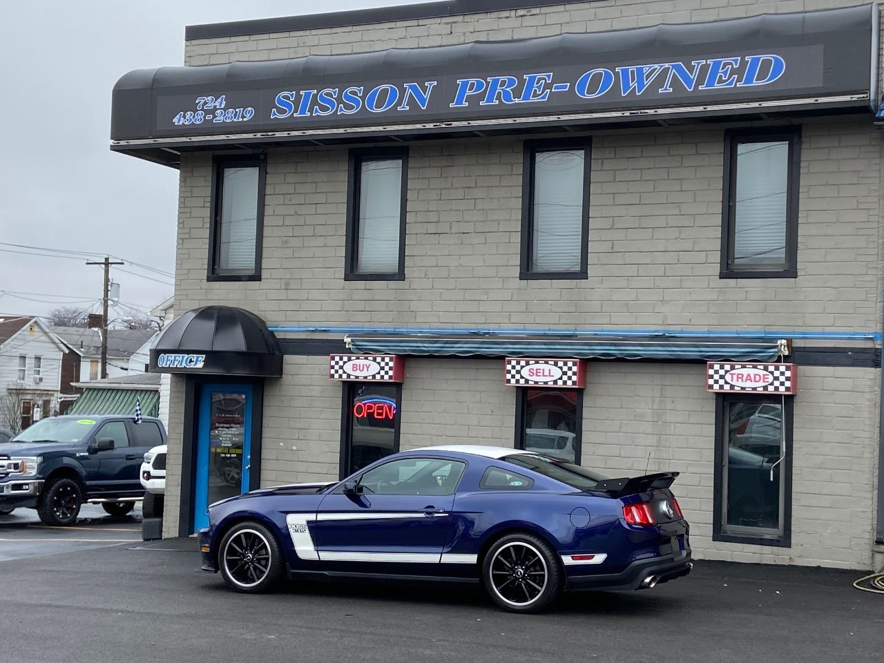 Sisson Pre-Owned
