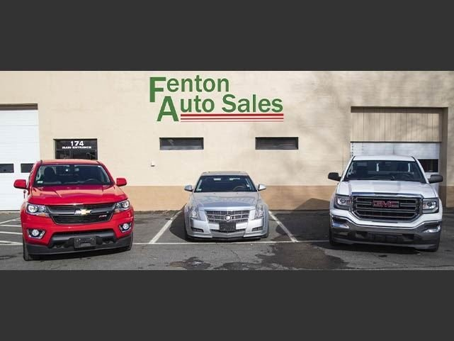 FENTON AUTO SALES