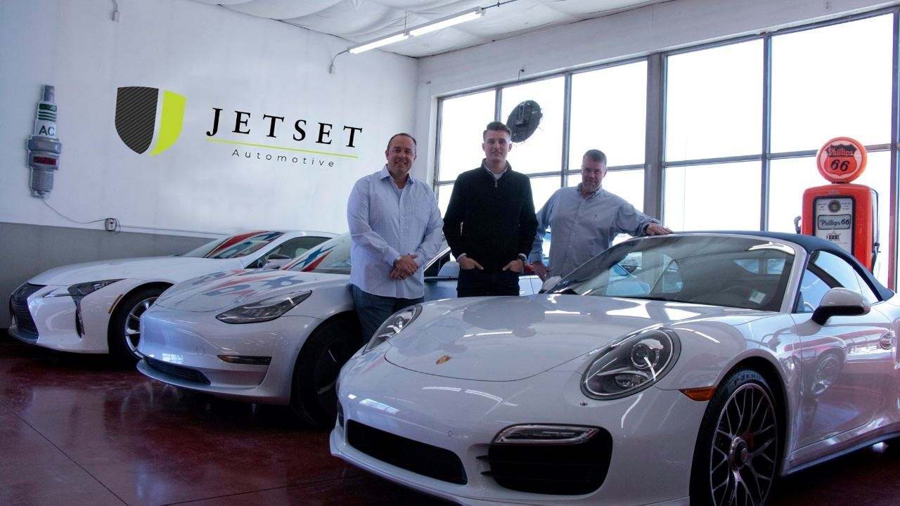 Jetset Automotive