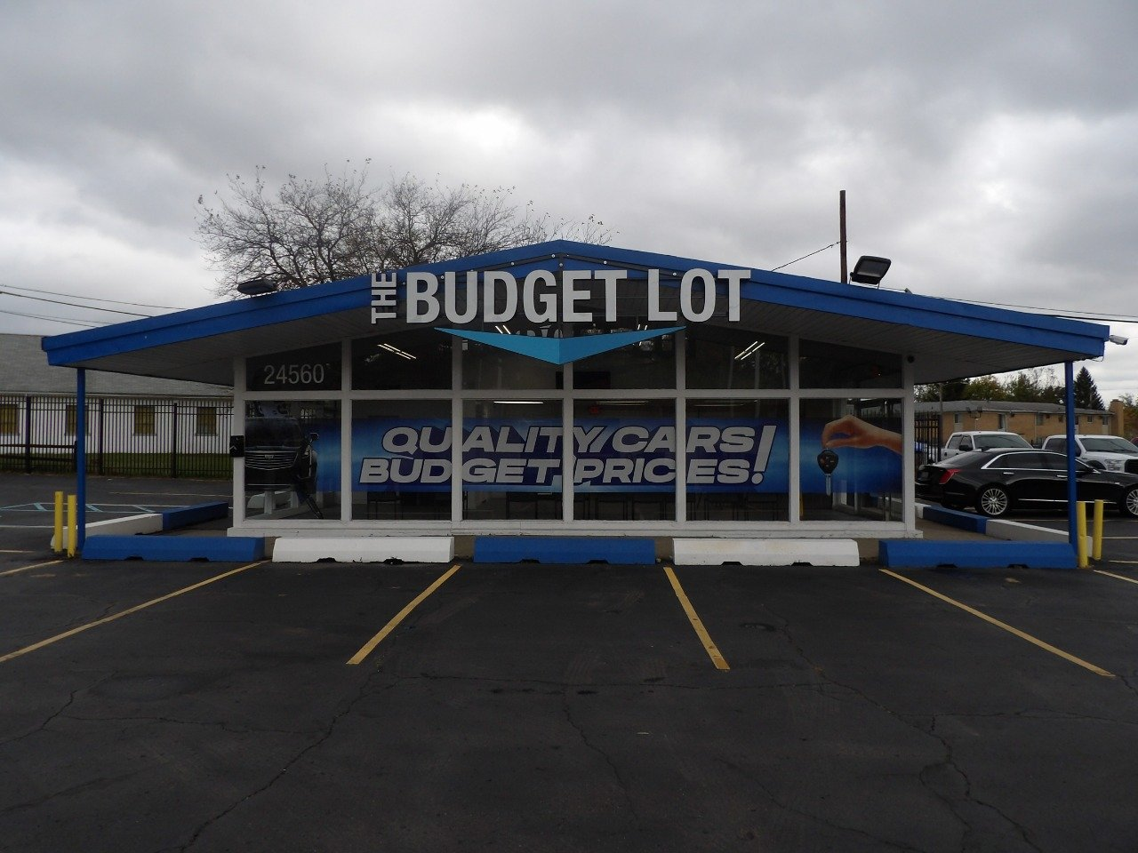 THE BUDGET LOT