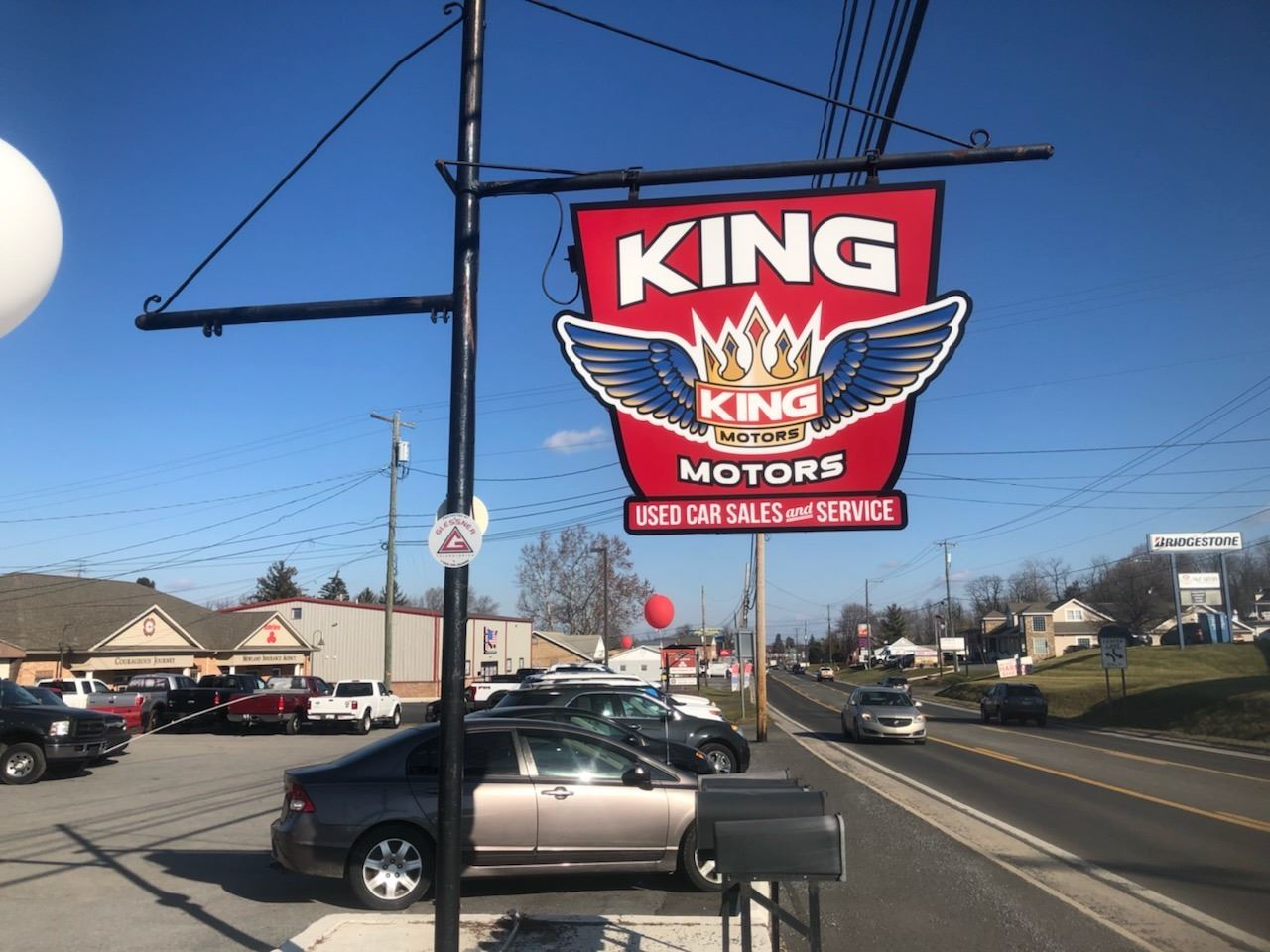 King Motors featuring Chris Ridenour