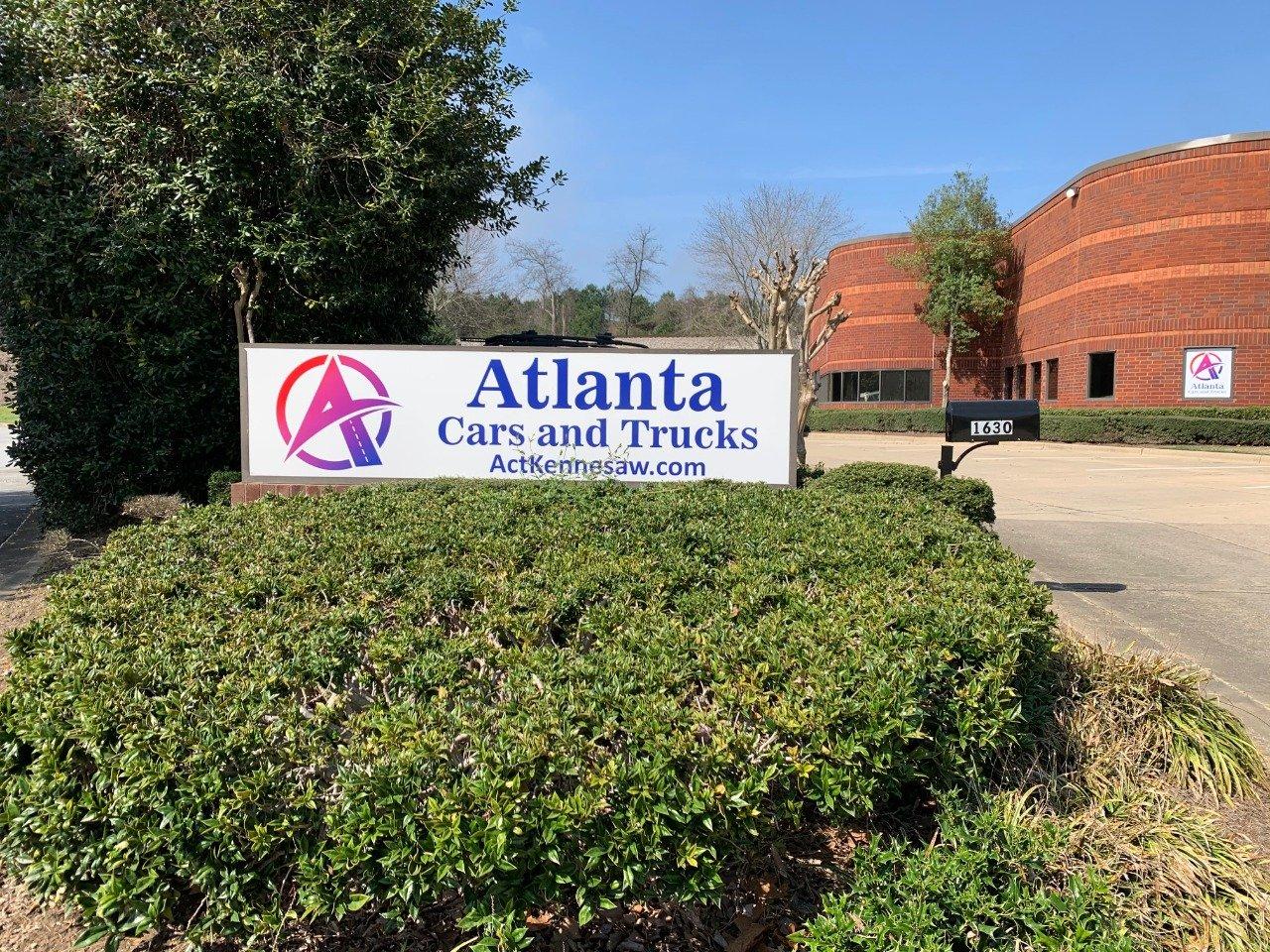 Atlanta Cars and Trucks