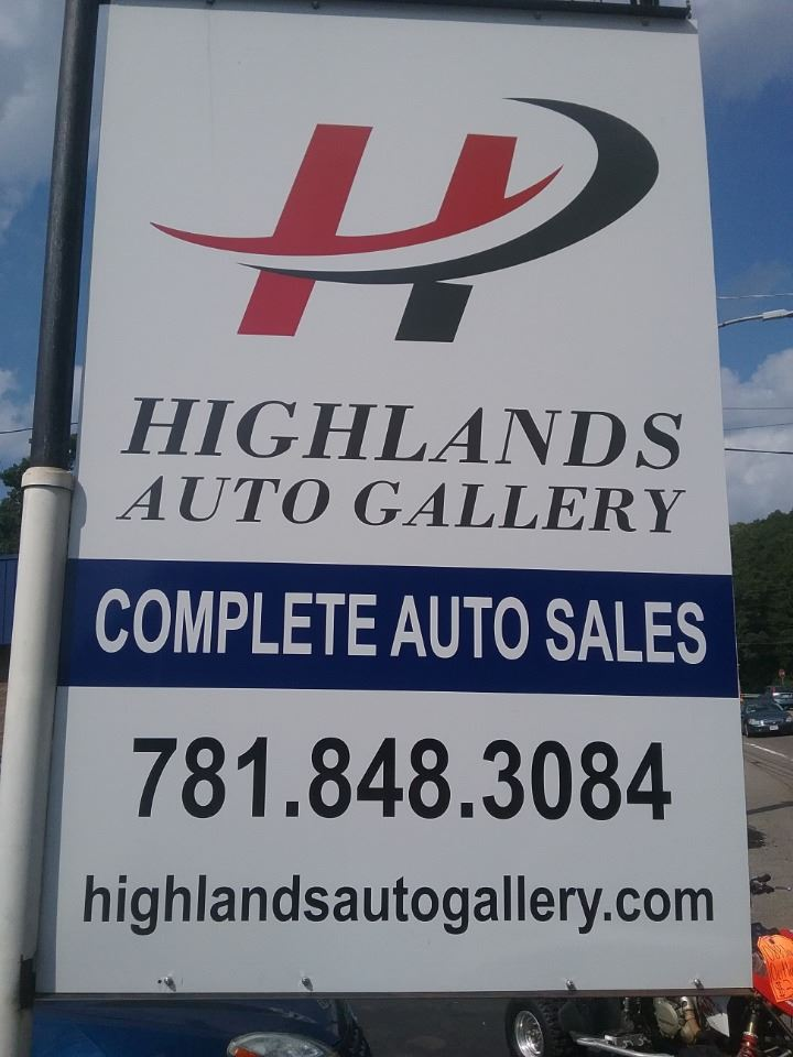 Highlands Auto Gallery
