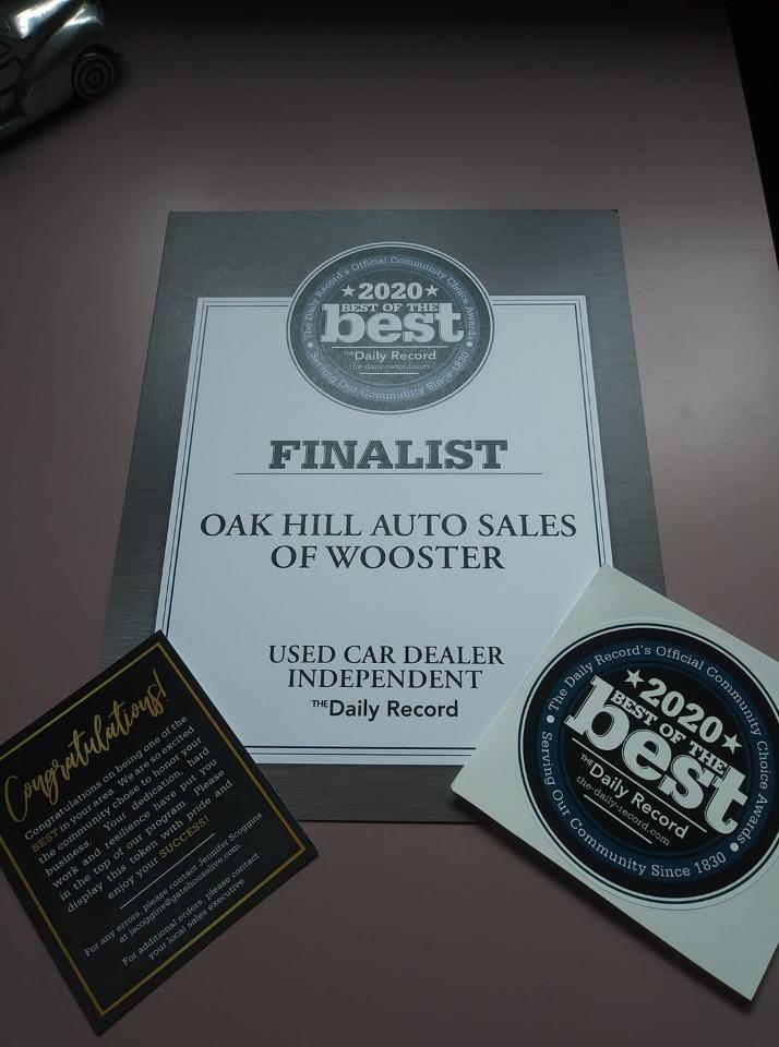 Oak Hill Auto Sales of Wooster, LLC
