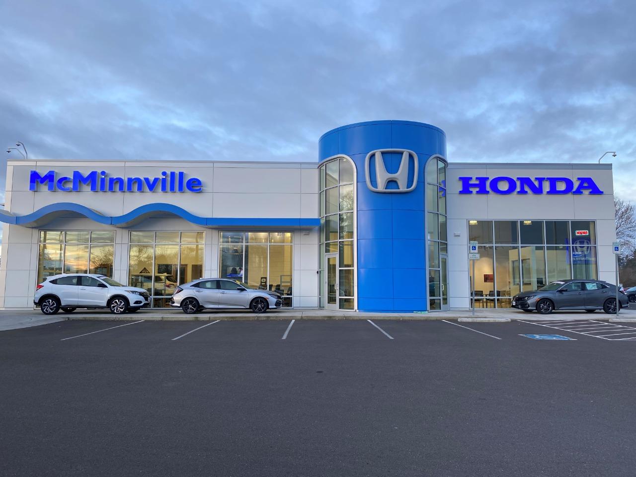 Price Honda in McMinnville