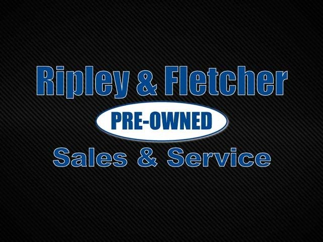 Ripley & Fletcher Pre-Owned Sales & Service