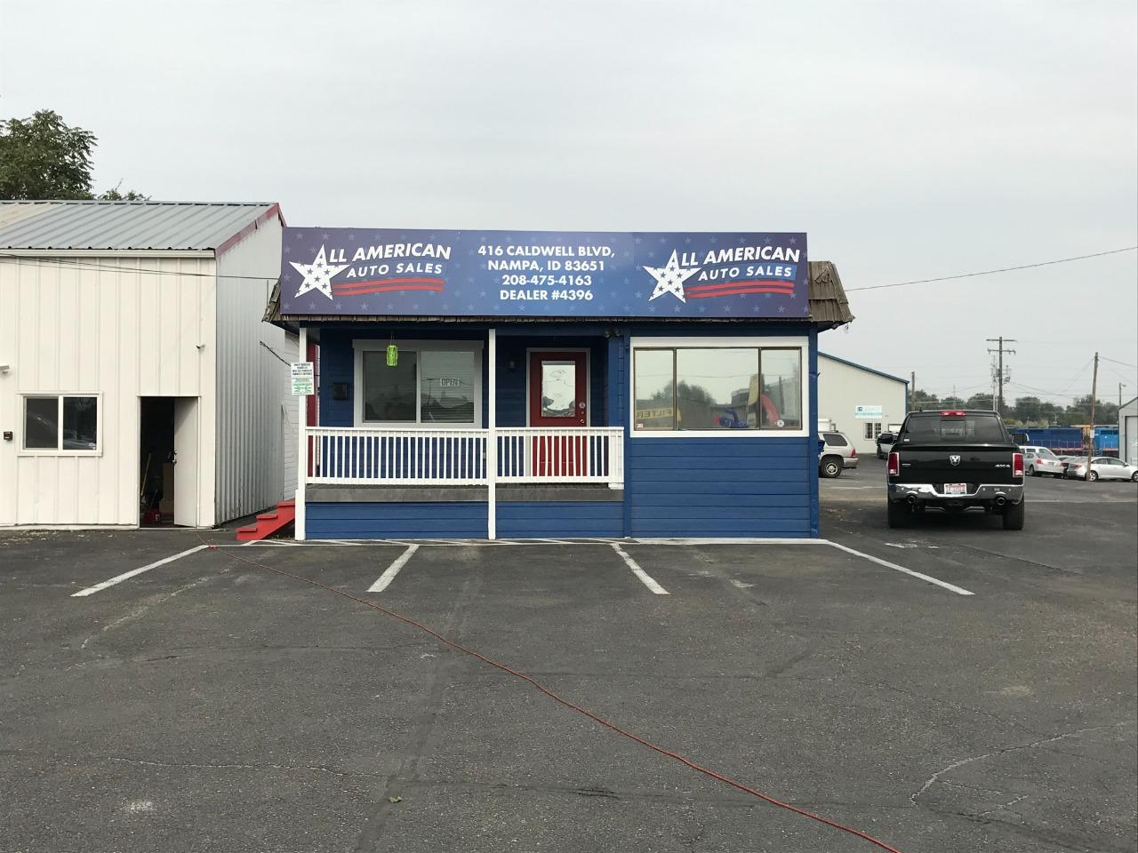 All American Auto Sales LLC
