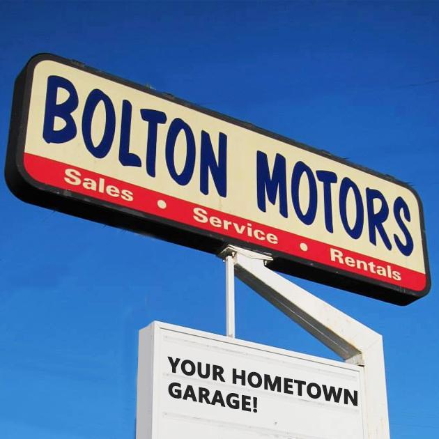 BOLTON MOTORS INC