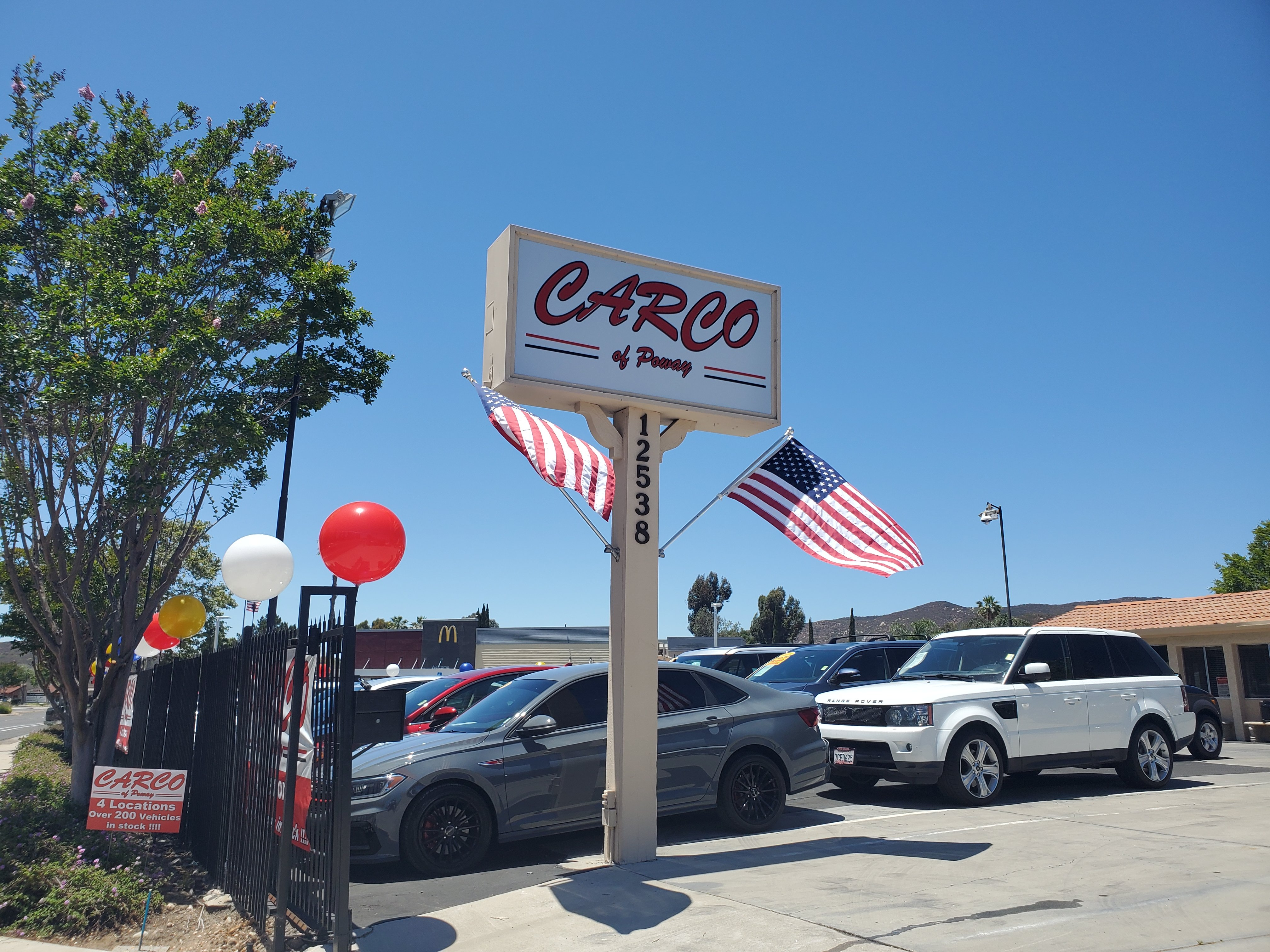 CARCO OF POWAY