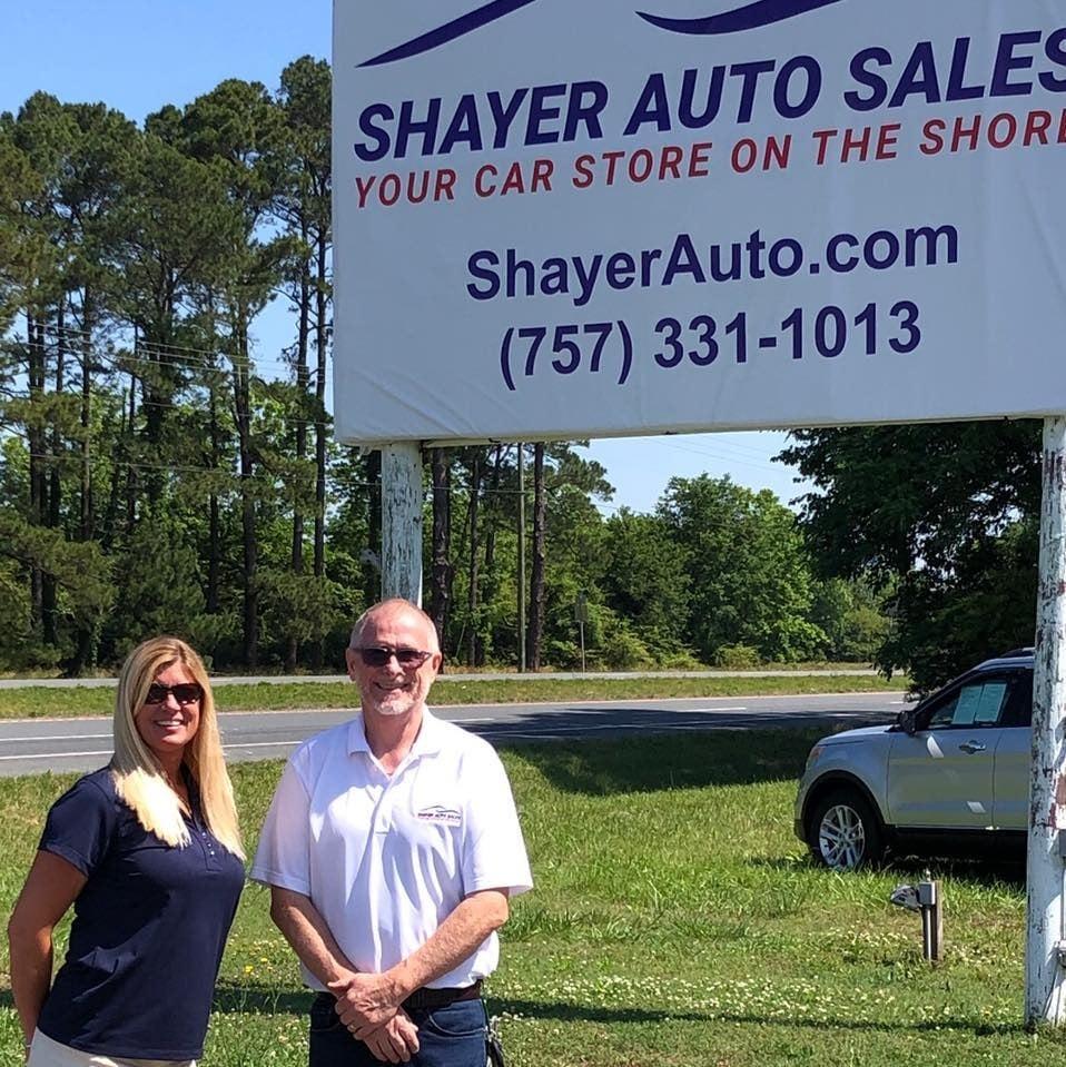 Shayer Auto Sales