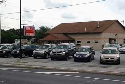 Perry Auto Service & Sales