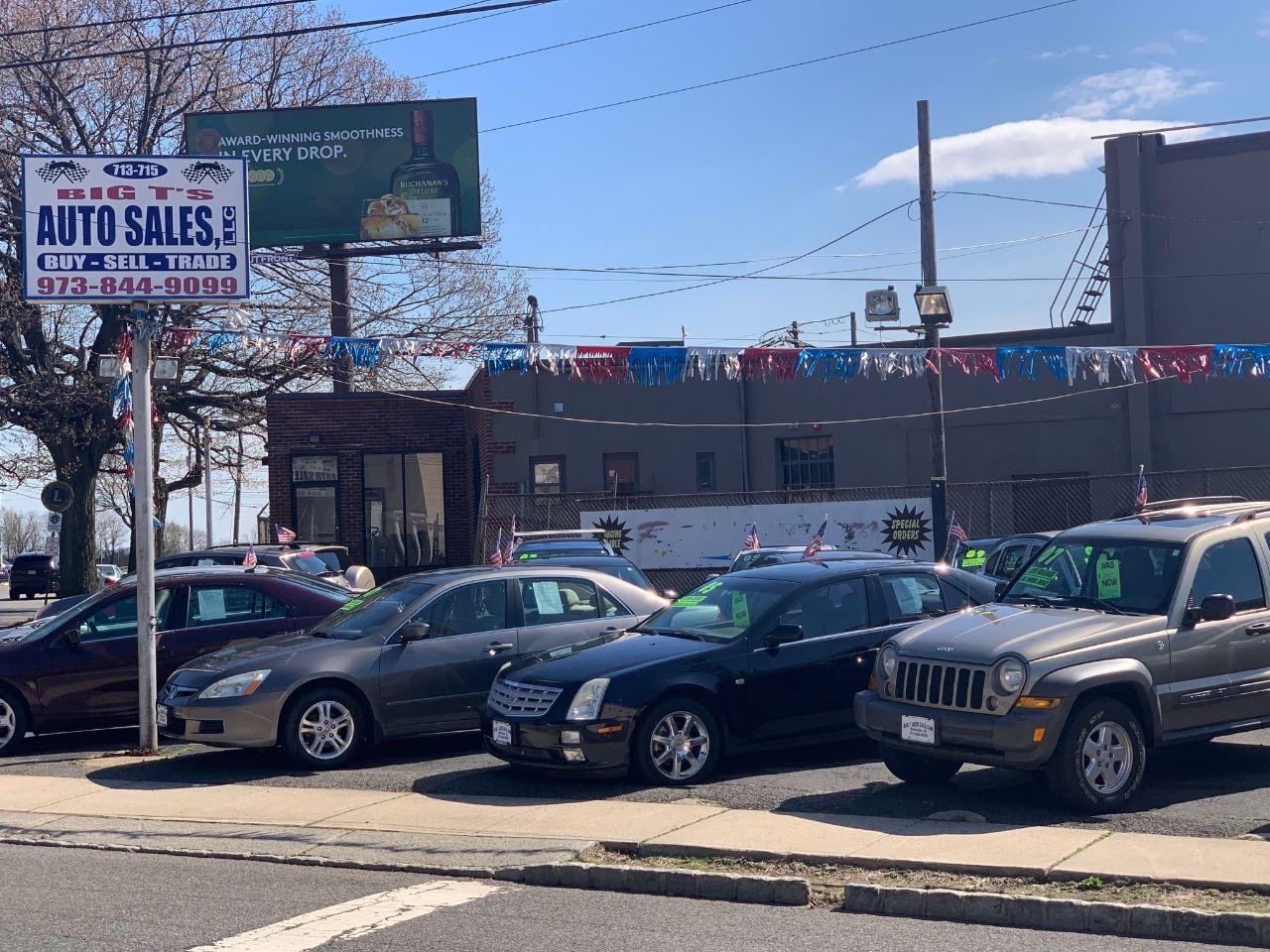 Big T's Auto Sales