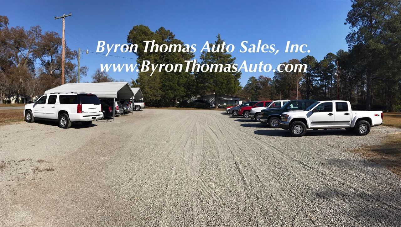 Byron Thomas Auto Sales, Inc.