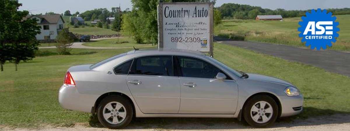Country Auto LLC