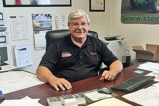 Rick Whitaker