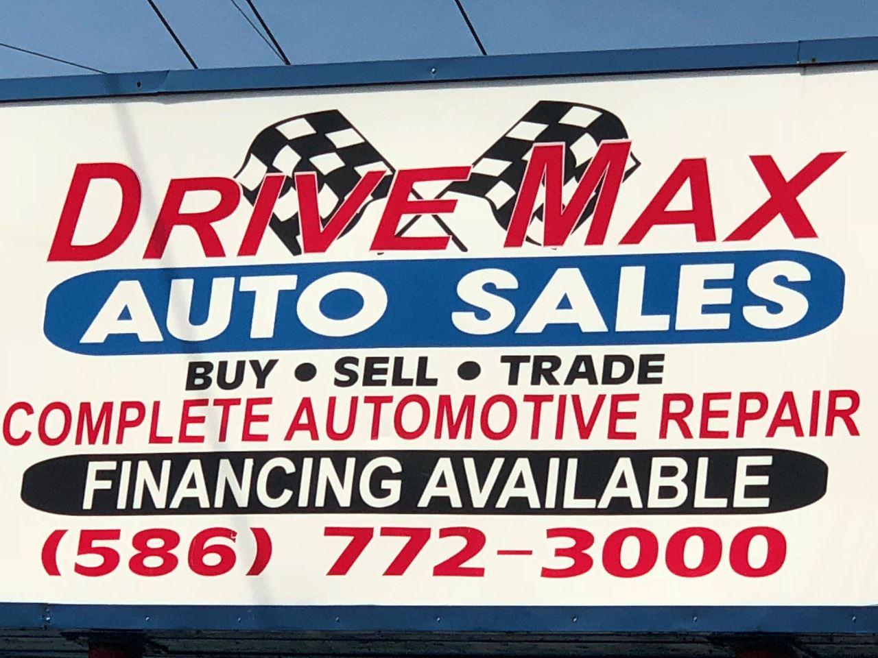 Drive Max Auto Sales
