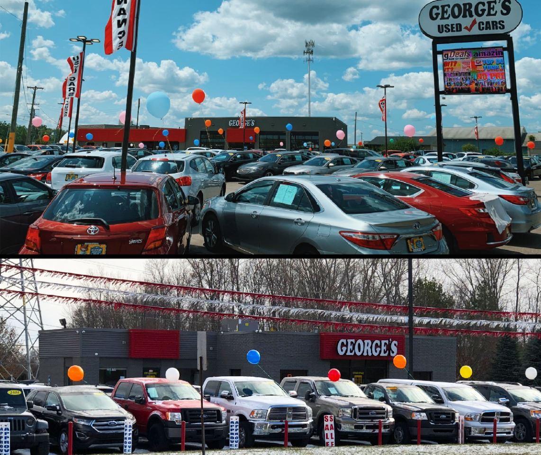George's Used Cars - Primary