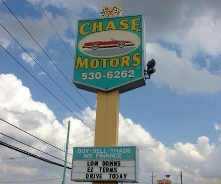 Chase Motors Inc